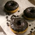 Camidonut de chocolate negro